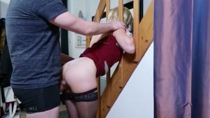Брат сплотил отношения с сестрой анальным сексом после долгой разлуки